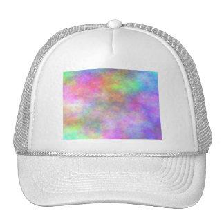 light_plasma_colors trucker hat