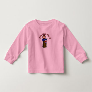 Light Politician Toddler T-shirt