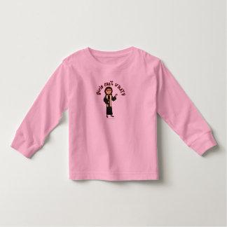 Light Preacher Girl Toddler T-shirt