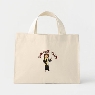 Light Preacher Mini Tote Bag