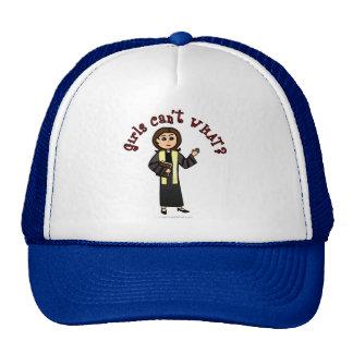 Light Preacher Trucker Hat