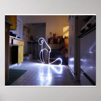 Light.......  print