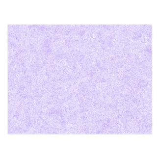 Light Purple Background Pattern. Postcard