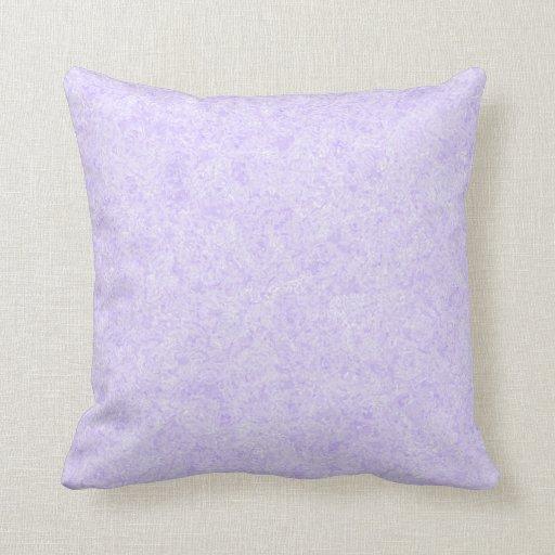Light Purple Background Pattern. Throw Pillow Zazzle