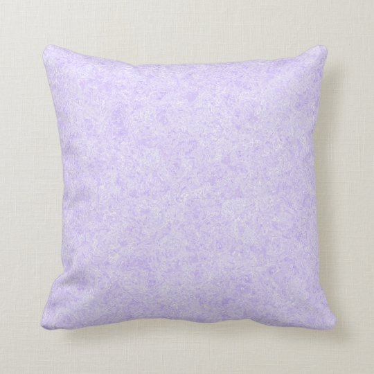 Light Purple Background Pattern. Throw Pillow