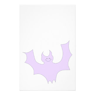 Light Purple Bat. Flyers
