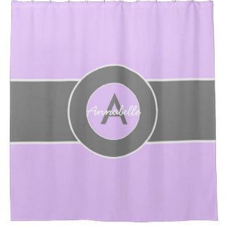 Light Purple Shower Curtains | Zazzle