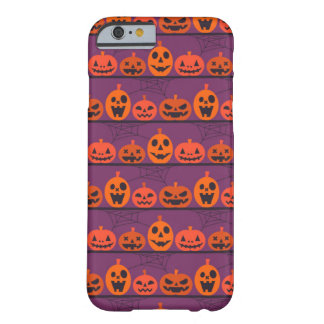 Light Purple Halloween Barely There iPhone 6 Case
