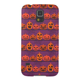 Light Purple Halloween Galaxy S5 Case