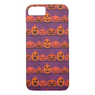 Light Purple Halloween iPhone 8/7 Case