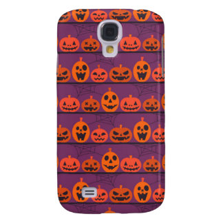 Light Purple Halloween Samsung S4 Case