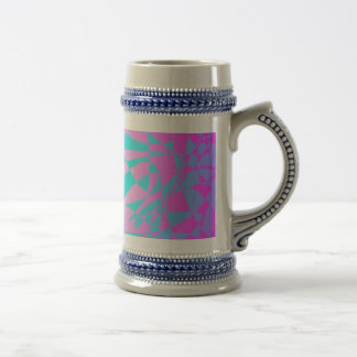 Light Purple Shining Silk Mugs