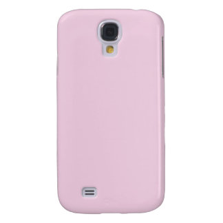 Light Purple Solid Color Background iPhone Case Samsung Galaxy S4 Cover