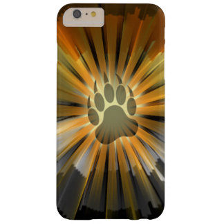 Light Rays Bear Pride Flag Bear Paw Barely There iPhone 6 Plus Case