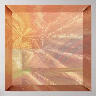 Light Rays Poster