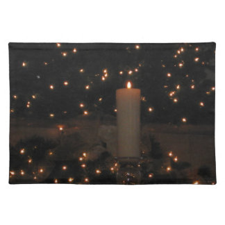 Light Reflection Cloth Placemat