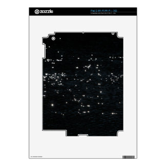 Light reflection on the surface of a lake. iPad 2 decal