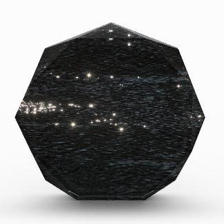 Light reflections acrylic award