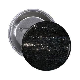 Light reflections pinback button