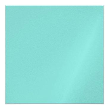 McTiffany Tiffany Aqua Light Robyn Blue Robin Egg Blue Color Background Card