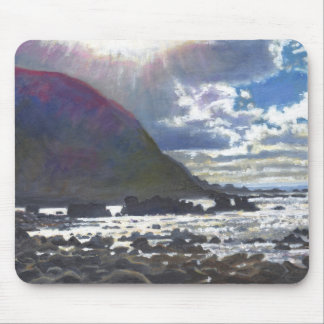 Light rolling in 2013 mouse pad
