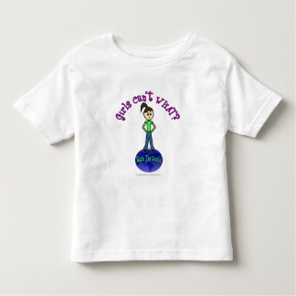 Light Rule The World Girl T Shirt