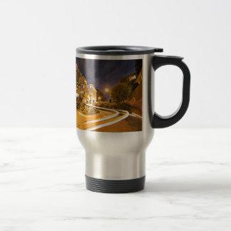 Light Runner - Off the Grid 15 Oz Stainless Steel Travel Mug