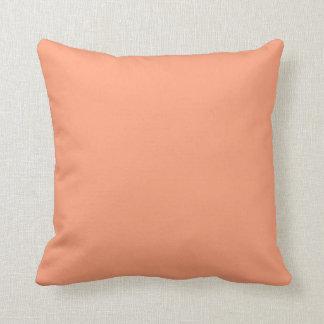 Light Salmon Pillow
