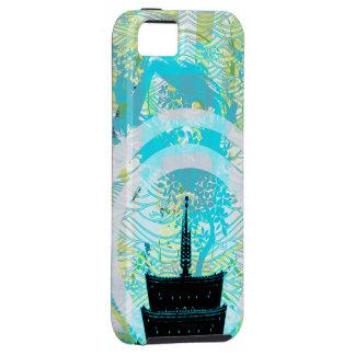 light sckye blue iPhone SE/5/5s case