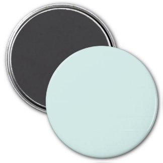 Light Seafoam Blue Sea Foam Green Color Trend Fridge Magnets