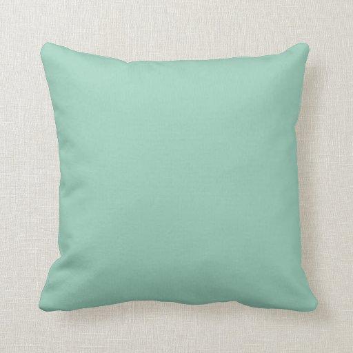 Light Seafoam Green Fashion Color Trend Sea Foam Throw ...