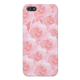 Light Shade Red Rose Bouquet iPhone 5 Cases