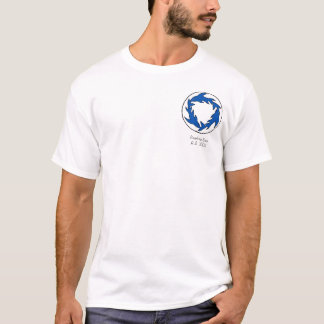 Light Sharc Lapel t-shirt