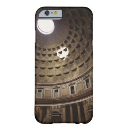 Light shining through oculus in The Pantheon in Barely There iPhone 6 Case