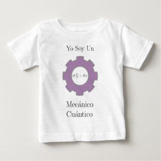 light shirt, yo soy un mecanico cuantico, se infant t-shirt