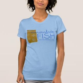 *LIGHT SHIRTS* de los pescados de la mermelada Playera