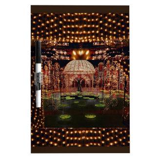 LIGHT SHOW Festival of Lights Dry-Erase Boards