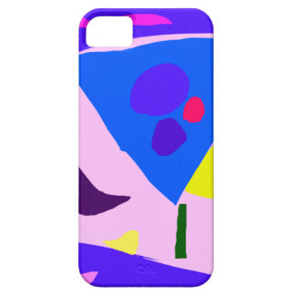 Light Simple Smooth Walk Away with Smile iPhone 5 Cases