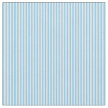 [ Thumbnail: Light Sky Blue and Beige Colored Lines Pattern Fabric ]