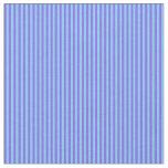 [ Thumbnail: Light Sky Blue and Medium Slate Blue Colored Fabric ]