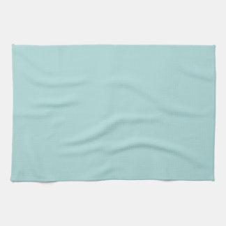 light sky blue solid color hand towel - Light Sky Blue Color