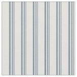 [ Thumbnail: Light Slate Gray and Light Cyan Striped Pattern Fabric ]