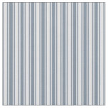 [ Thumbnail: Light Slate Gray & Lavender Colored Lines Fabric ]