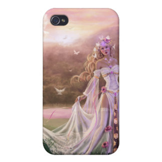 Light Sorceress iPhone 4/4S Covers