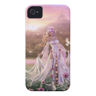 Light Sorceress iPhone 4 Cover