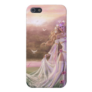 Light Sorceress iPhone SE/5/5s Cover