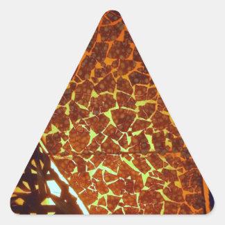 Light Source - WOWCOCO Triangle Sticker