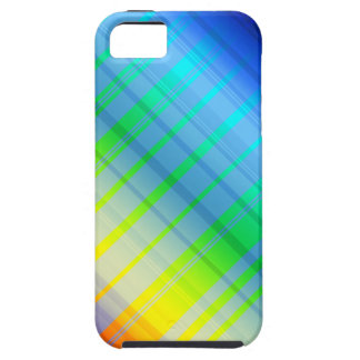 Light spectrum rainbow striped iPhone case iPhone 5 Covers