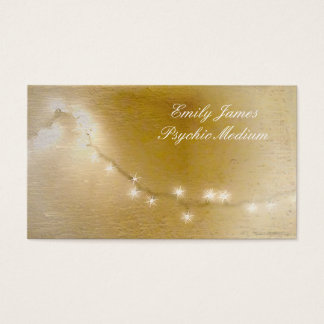 Light Spiritual Psychic Medium Business Cards