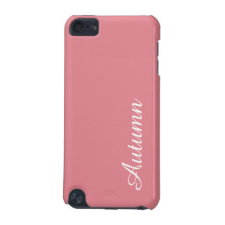 Light Strawberry Pink Customizable iPod Touch (5th Generation) Cover